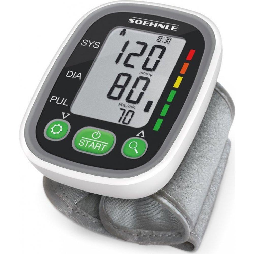 Soehnle Systo Monitor 200  Plně automatický monitor tlaku a srdečního tepu na horní část paže.